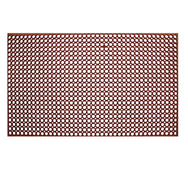 Crown Brands, LLC FMHD-35R floor mat, anti-fatigue