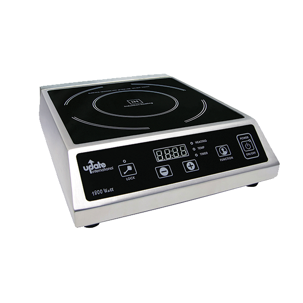Crown Brands, LLC IC-1800WN induction range, countertop