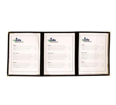 Crown Brands, LLC MCV-3GR menu cover