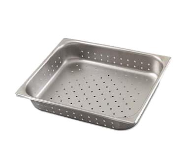 Crown Brands, LLC NJP-502PF steam table pan, stainless steel
