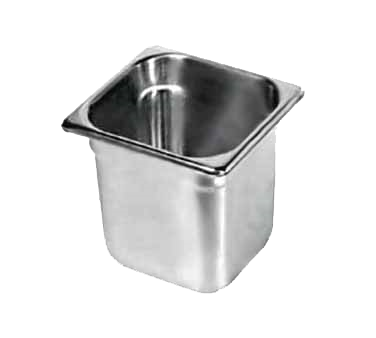 Crown Brands, LLC SPH-164 steam table pan, stainless steel