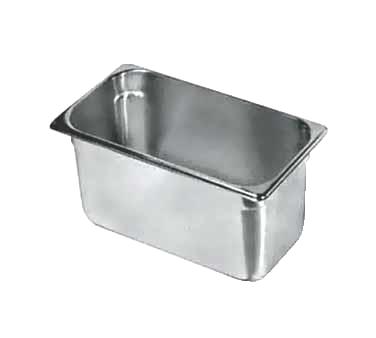 Crown Brands, LLC SPH-332 steam table pan, stainless steel