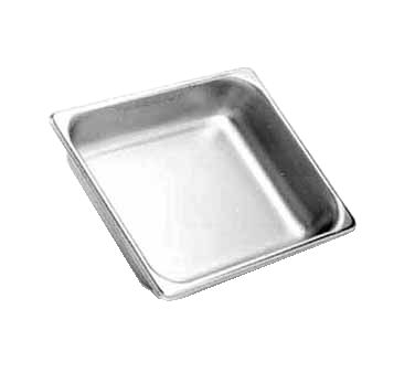 Crown Brands, LLC SPH-504 steam table pan, stainless steel