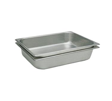 Crown Brands, LLC STP-1002PF steam table pan, stainless steel