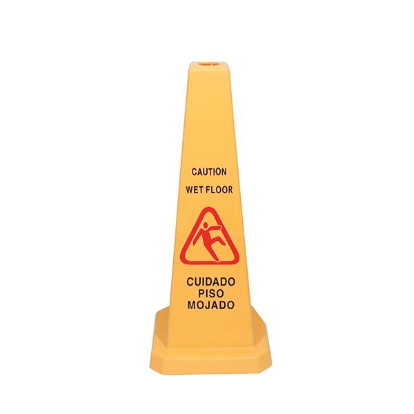 Crown Brands, LLC WFC-27 sign, wet floor