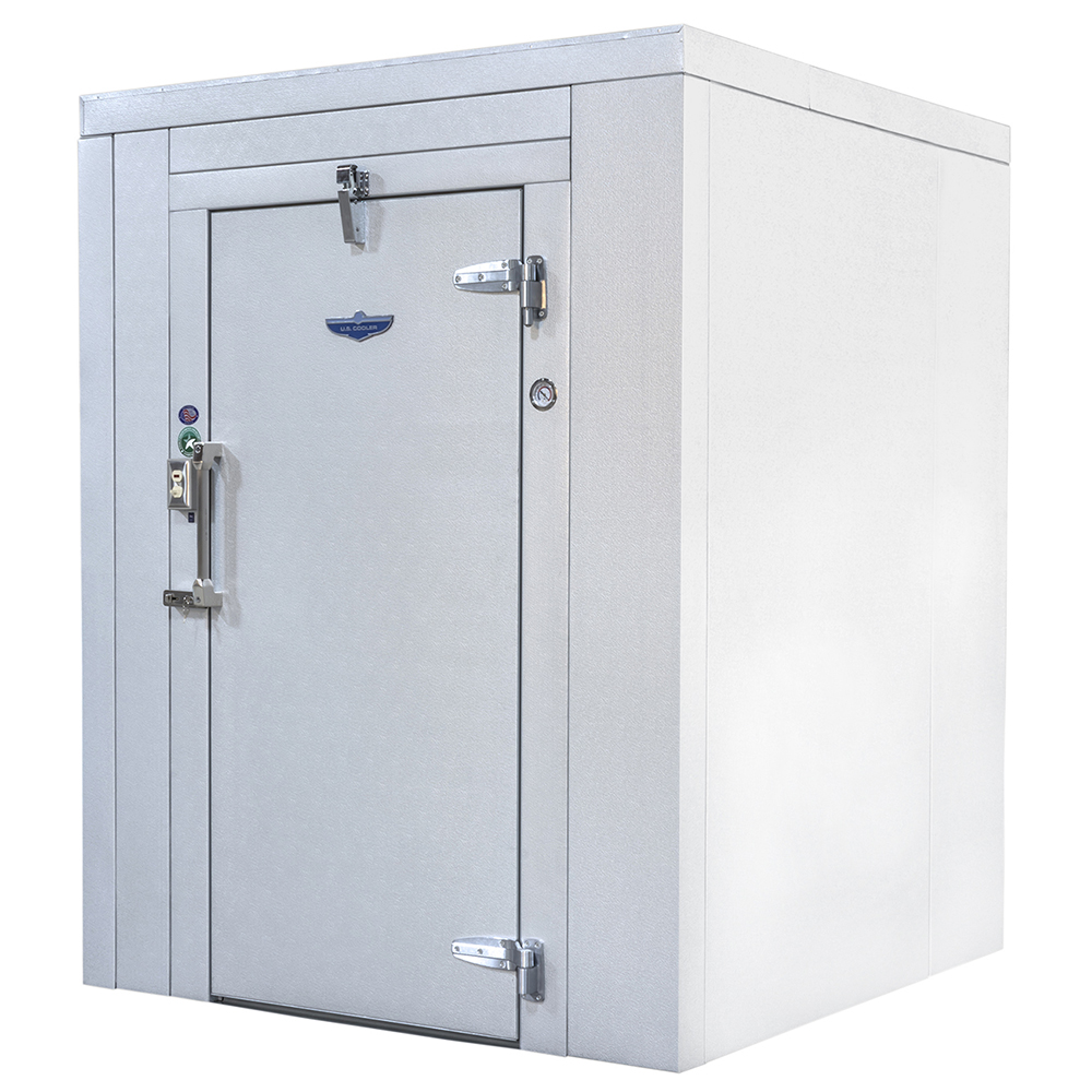 U.S. Cooler CO1012NF.TM110 walk in cooler, modular, self-contained
