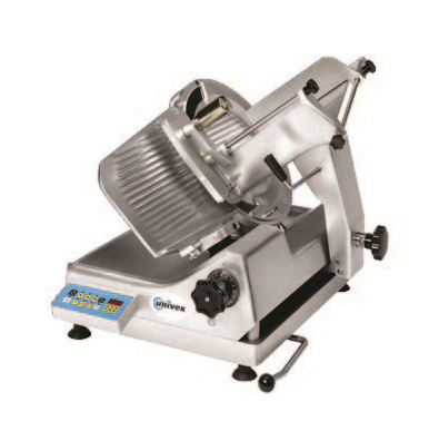 Univex 1000S food slicer, electric