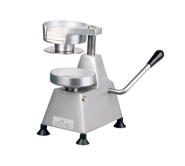 Univex 1405 hamburger patty press, countertop