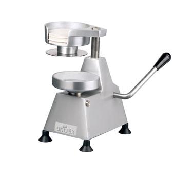 Univex 1405 hamburger patty press, countertop