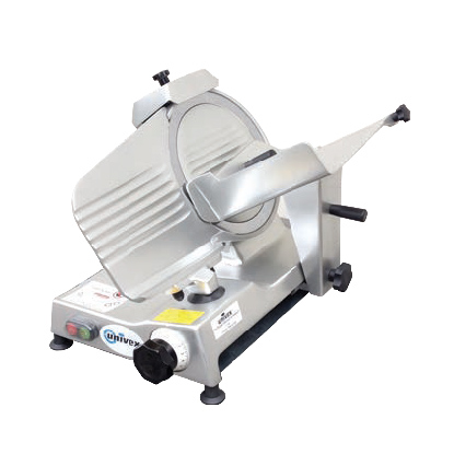 Univex 4610 food slicer, electric
