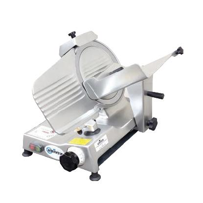 Univex 4610 food slicer, electric
