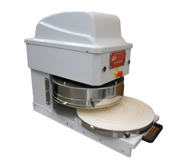 Univex ASPZA pizza dough spinner