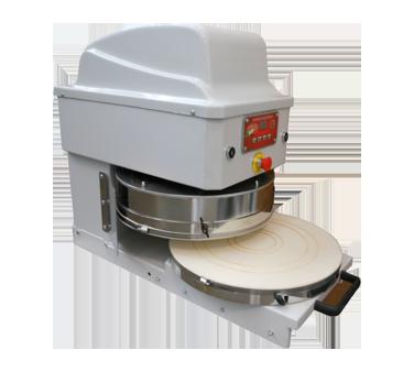 Univex ASPZA pizza dough spinner