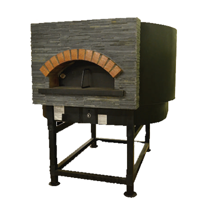Univex DOME39R oven, wood / coal / gas fired