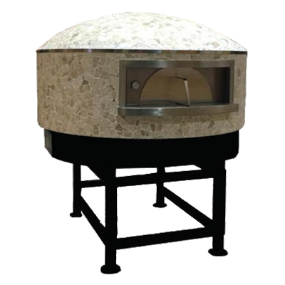 Univex DOME59GV oven, wood / coal / gas fired