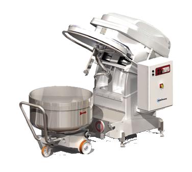Univex SL120RB mixer, spiral dough