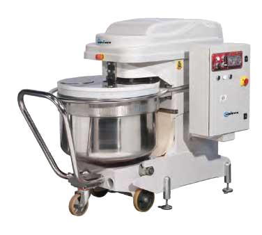 Univex SL300RB mixer, spiral dough
