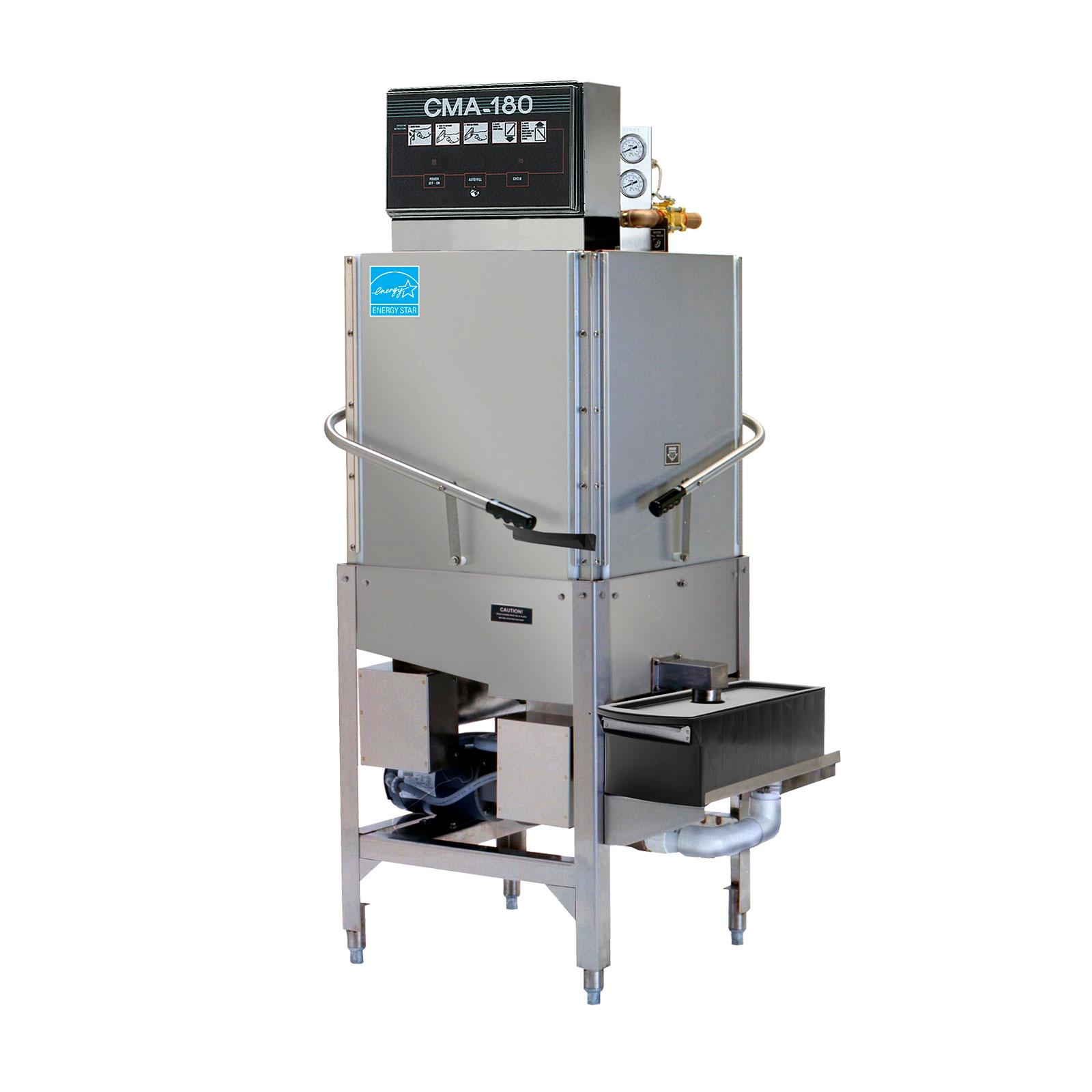 CMA Dishmachines CMA-180C dishwasher, door type