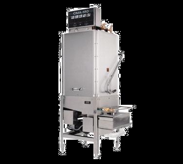 CMA Dishmachines CMA-180TSB dishwasher, door type