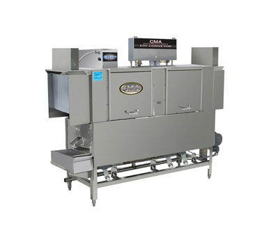 CMA Dishmachines EST-66 dishwasher, conveyor type
