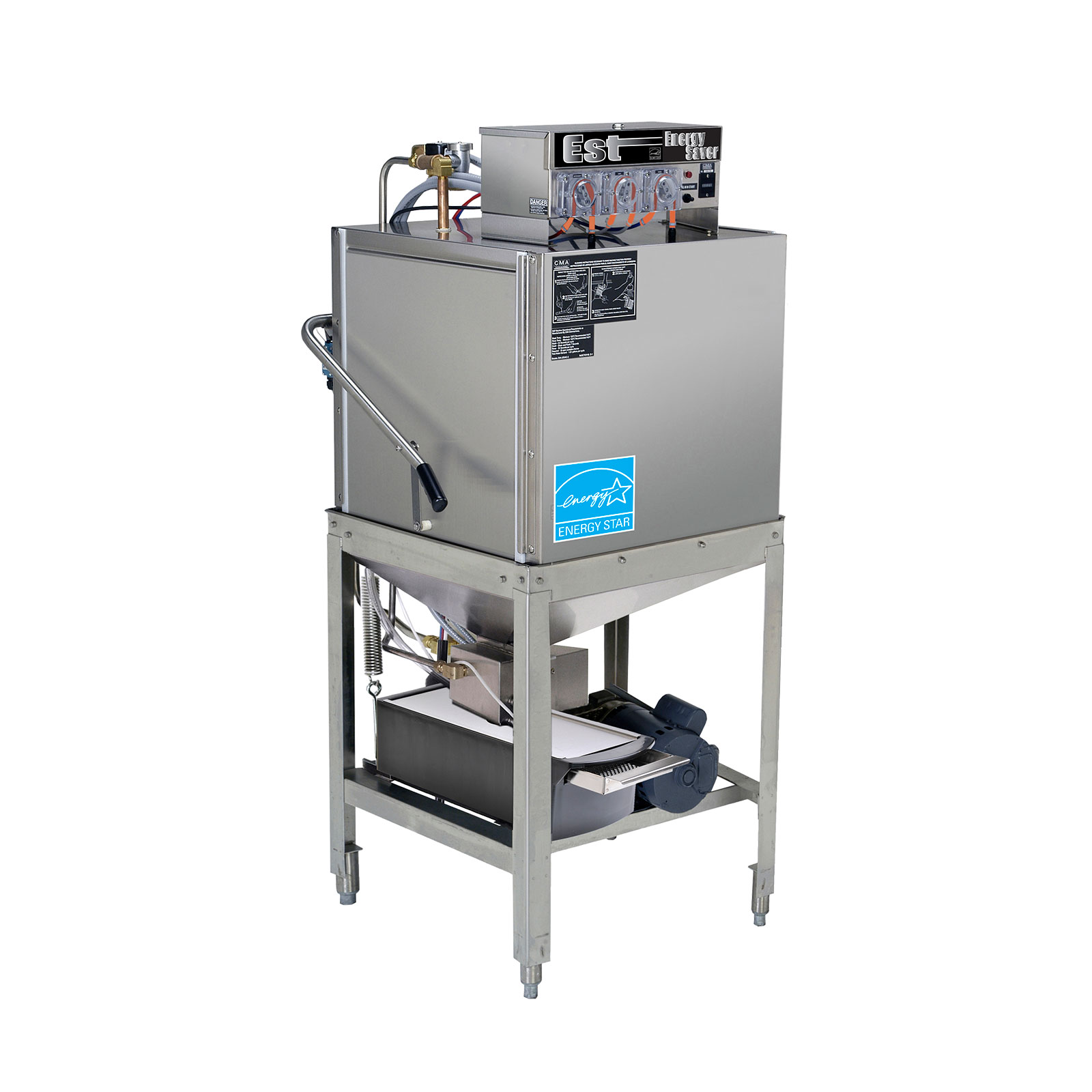 EST-AH CMA Dishmachines dishwasher, door type