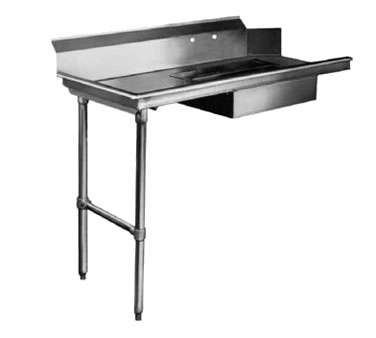 CMA Dishmachines SL-26 dishtable, soiled