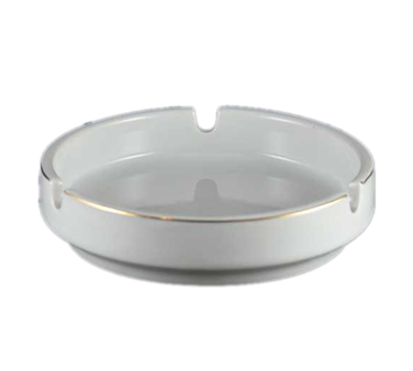 Vertex China AST-3-G ash tray, china
