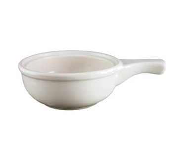 Vertex China OSC-12H-V soup bowl crock, onion