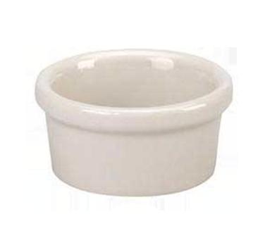 Vertex China RMK-25-W ramekin / sauce cup, china