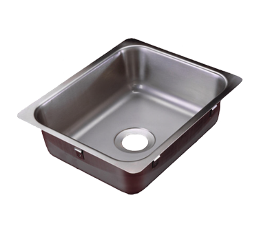 Vollrath 131-8 sink, drop-in
