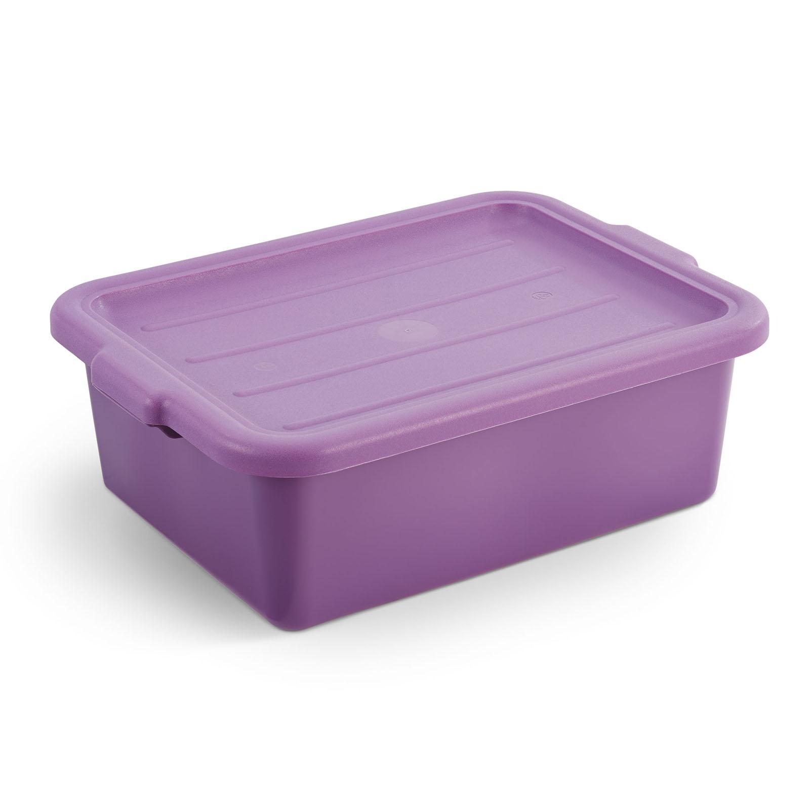 Vollrath 1535BRS6-C80 food storage container, box