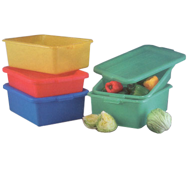 Vollrath 1551-C04 food storage container, box