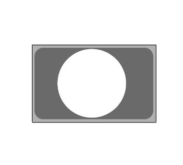 2400-133 Vollrath 19189 adapter plate
