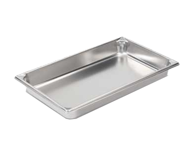Vollrath 30022 steam table pan, stainless steel