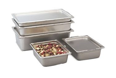 Vollrath 30025 steam table pan, stainless steel