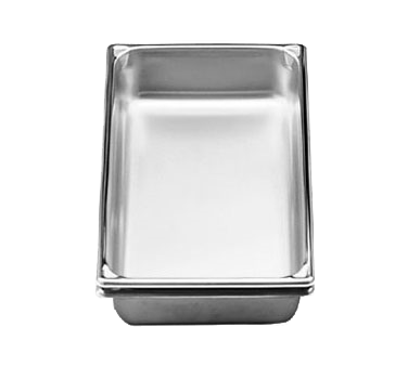 Vollrath 30040 steam table pan, stainless steel