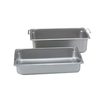 Vollrath 30046 steam table pan, stainless steel