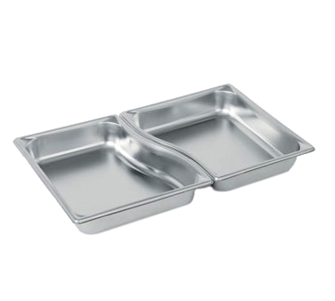 Vollrath 3100220 steam table pan, stainless steel