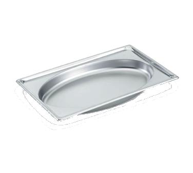Vollrath 3101015 steam table pan, stainless steel