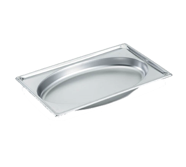 Vollrath 3101020 steam table pan, stainless steel