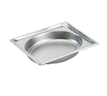 Vollrath 3102040 steam table pan, stainless steel