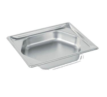 Vollrath 3102240 steam table pan, stainless steel