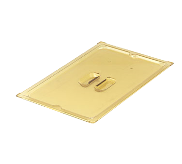 Vollrath 33400 food pan cover, hi-temp plastic