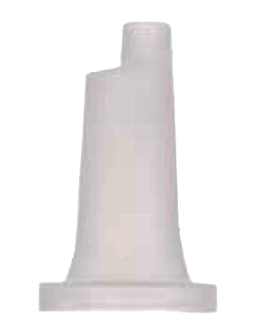Vollrath 3604A drink bar mix pourer neck