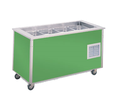 Vollrath 36146 serving counter, cold food