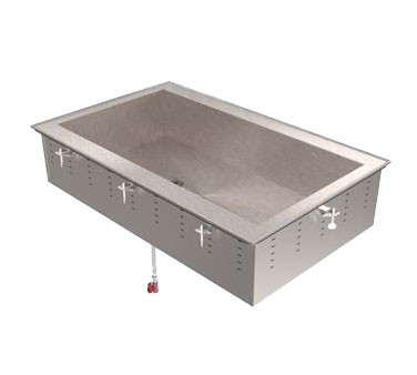 Vollrath 36438R cold food well unit, drop-in, refrigerated