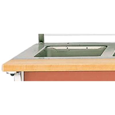 Vollrath 37553-2 cutting board, equipment-mounted