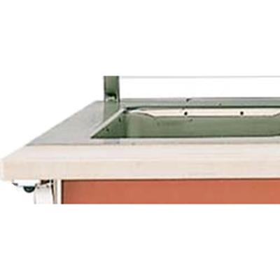 Vollrath 37561-2-O cutting board, equipment-mounted