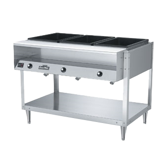 Vollrath 38117 serving counter, hot food, electric