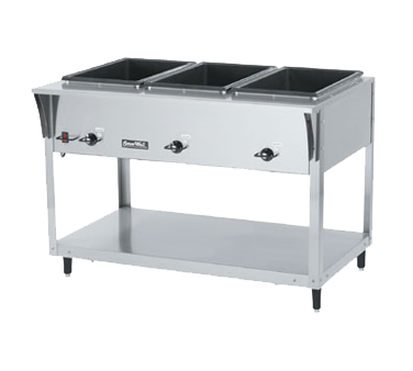 Vollrath 38217 serving counter, hot food, electric